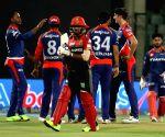 IPL 2017 - Royal Challengers Bangalore Vs Delhi Daredevils