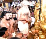 Devotees allow woman of 52 at Sabarimala