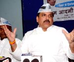 AAP dares Paswan to get Delhi water tested by neutral agency