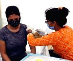 Over 96 lakh vaccinated so far in Telangana