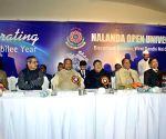 Bihar CM at Nalanda Open University