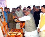 Birth anniversary of Jaglal Choudhary