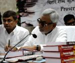 Nitish Kumar launches Proscribed Documents in the records of Bihar State Archives