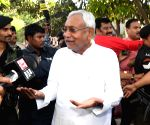 Nitish questions long duration of elections