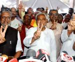 NDA sweeps Bihar with 39/40 seats, Mahagathbandhan routed