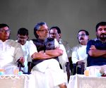 Sushil Modi draws flak for watching movie amid floods in Bihar