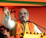 BJP accuses Gandhi of lie