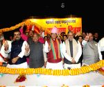 BJP leaders pay tribute to Chandragupta Maurya