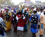 Good Friday - procession