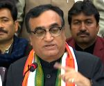Navneet Kalra got Delhi Golf Club membership under Ajay Maken: BJP