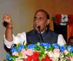 Rajnath commissions Coast Guard ship Varaha