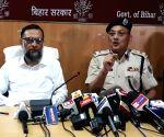 Patna DGP 's press conference