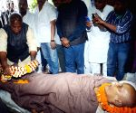 Manjhi pays tribute to former Bihar CM Ram Sundar Das