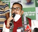 Ex-Bihar police chief Gupteshwar Pandey joins JD-U