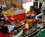 Hindu Sena holds yagya for Trump, India-US ties