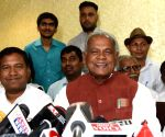 HAM chief Jitan Ram Manjhi files nomination from Gaya