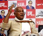 Ex-CM Jitan Ram Manjhi blames RJD regime for job scarcity in Bihar