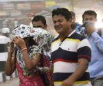Heavy rains and storm lash Patna
