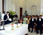 Four lawyers sworn-in as Patna High Court Judges