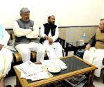 Bihar CM meets JD (U) chief