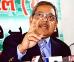 P K Shahi's press conference