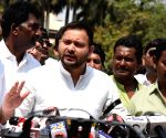 Tejashwi hits out at Nitish govt over 'poor health infrastructure'