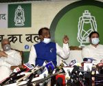 RJD claims Nitish Kumar the 'architect' of crisis in LJP