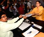 Misa Bharti files her nomination from Patliputra