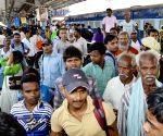 Bihar tourists stranded in Nepal return back