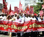 (040515) Patna: AICCTU  rally