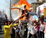 Navnirman Morcha demonstration