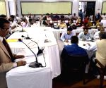 Patna University senate meeting - Sudhir Kumar Srivastava