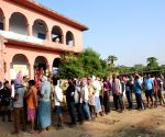 53.54% vote in 'peaceful' first phase of polling in Bihar