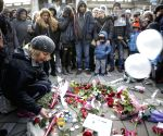 CANADA VANCOUVER UKRAINIAN PLANE CRASH VICTIMS VIGIL