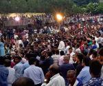 Chikkamagaluru (Karnataka): Last rites of VG Siddhartha