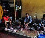 People buying chicken, fish at Sufal Bangla during lockdown