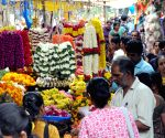 Ganesh Chaturthi - shopping