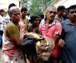 BANGLADESH DHAKA ACCIDENT STAMPEDE