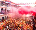 """Dauji Huranga"""" celebration"""