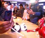 Huawei Mate 20 Pro launch