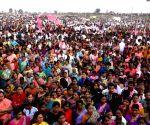 KCR addresses TRS rally