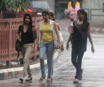 Rains in national capital