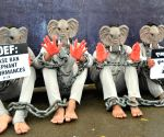 PETA campaign ahead of World Elephant Day