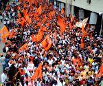 Maratha 'mook morcha
