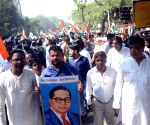 Save Constitution' march