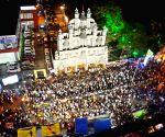 Dak Bunglow Durga Puja pandal