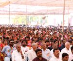 Rajnath Singh addresses public meeting