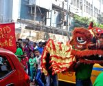 Chinese New Year celebrations