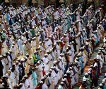 Eid al-Adha  - Namaz at Feroz Shah Kotla