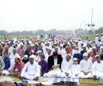 Eid al-Adha - Namaz at Gandhi Maidan